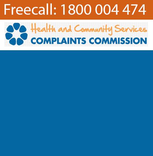 Health and Community Services Complaints Commission